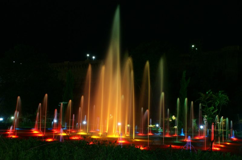 things to do in Mysore, Vrindavan Garden
