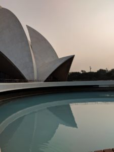 Read about the interesting facts about the Lotus Temple. Contrary to popular belief, Lotus Temple is not a Hindu Temple. It is a Bahá'i House of Worship.