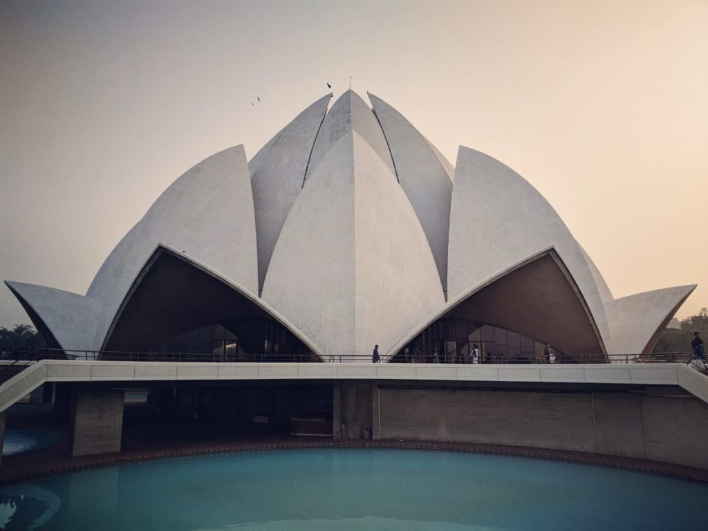 Interesting Facts About The Lotus Temple Places To Visit In Delhi
