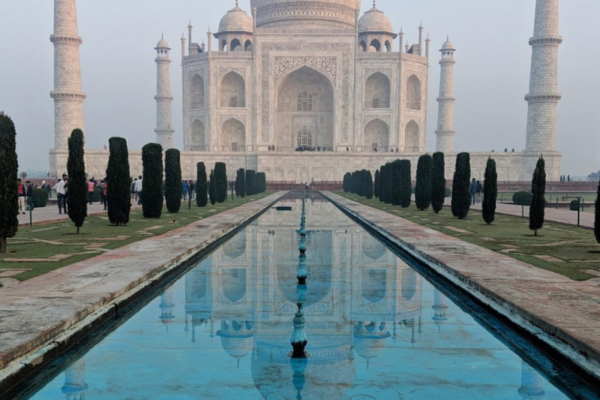 augmented reality for tourism, augmented reality for travel, explore agra using augmented reality